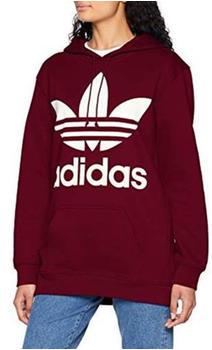 adidas-oversize-trefoil-hoodie-maroon-dh3152