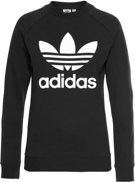 Adidas Trefoil Sweatshirt Women black (DV2612)
