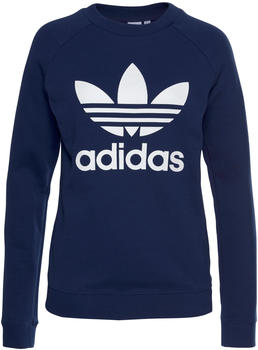 Adidas Trefoil Sweatshirt Women dark blue (DV2625)