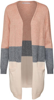 Only Gestreifter Strick-cardigan misty rose (15158746)