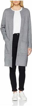 Vero Moda Langer Coatigan medium grey (10199738)