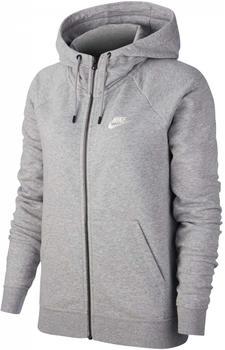 Nike Essential Hoodie FZ Fleece grey (BV4122-063)
