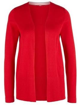 S.Oliver Knittedjacket red (1277391)