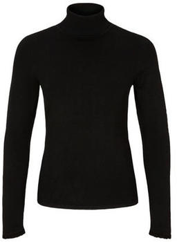 Comma Knitted-Pullover black (85.899.61.0900.9999)