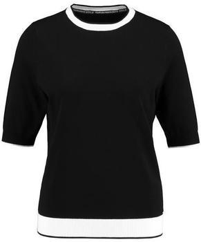 Taifun Kurzarm/Pullover black (11-572008-15001-1100)