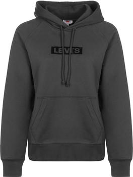 Levi's Graphic Sport Hoodie box forged iron (35946)