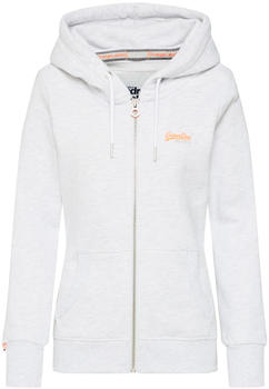 Superdry Orange Label Ziphood (G20011NS) ice marl
