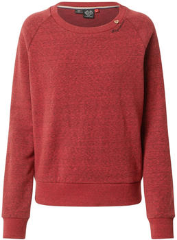 Ragwear Johanka Sweatshirt red (2021-30002-4000)