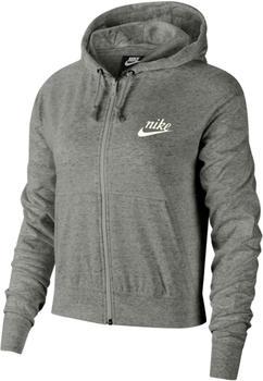 Nike Sweatjacke Gym Vintage (CJ1694) grey heather/sail