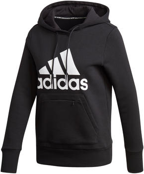Adidas Women Athletics Badge of Sport Long Hoodie black/white