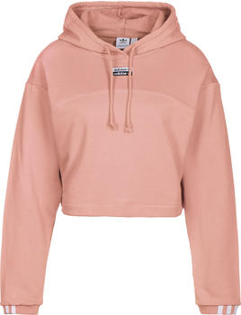 Adidas R.Y.V. Cropped Hoodie trace pink