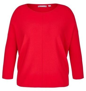 Rabe Damen-Pullover (45-013601) karmin
