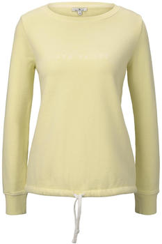 Tom Tailor Damen-Pullover (1021782) gelb