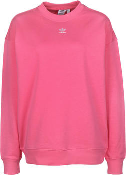 Adidas Trefoil Essentials Sweatshirt Women semi solar/pink