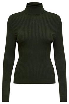 Only Onlkarol L/s Rollneck Pullover Knt Noos (15165075) rosin