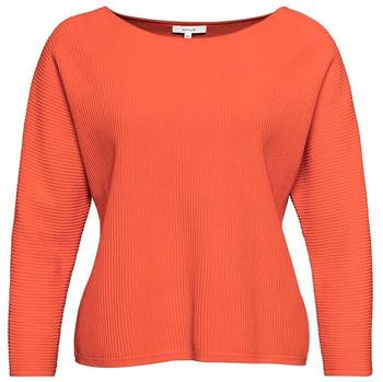 Opus Piika Oversized Sweater red