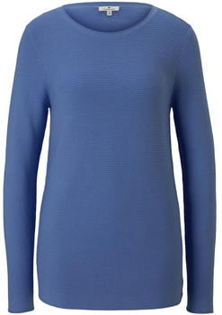Tom Tailor Pullover (1016350) soft charming blue