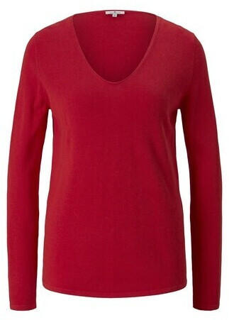 Tom Tailor Pullover (1012976) strong red