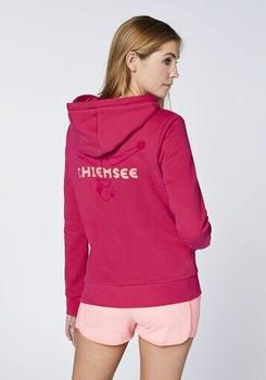 Chiemsee Ventura Sweatshirt Regular Fit (1099100) bright rose