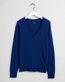 gant-superfeiner-lambswool-sweater-4800502-435-crisp-blue