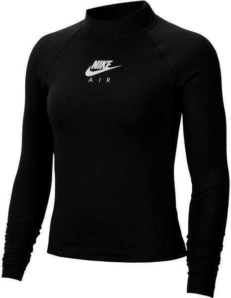 Nike Long-Sleeve Top Air black/white