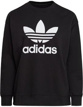 Adidas Trefoil Sweatshirt Big Sizes power black (GD2379)