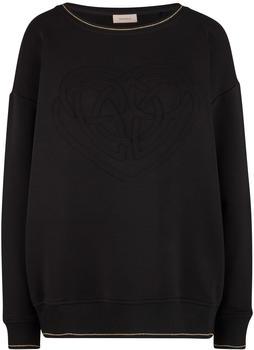 Triangle Sweatshirt (2056789) schwarz