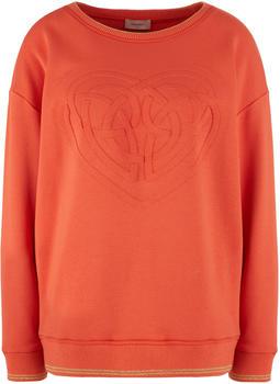 Triangle Sweatshirt (2056789) orange