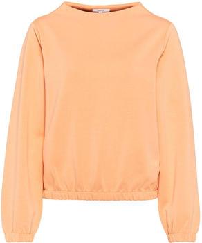 Opus Gabbi Sweatshirt orange peel