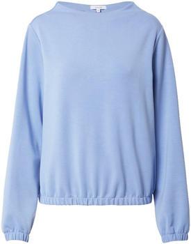 Opus Gabbi Sweatshirt blue mood