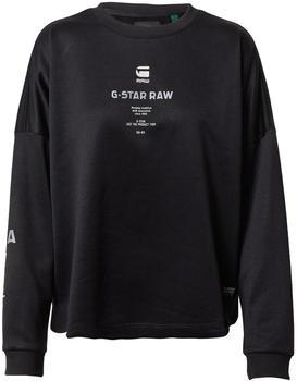 G-Star Multi GR Relaxed Sweatshirt dark black
