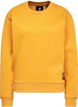 G-Star Premium Core Sweatshirt (D17752-C235) dark gold