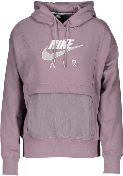 Nike Hoodie Nike Air (CZ8620) purple smoke/white