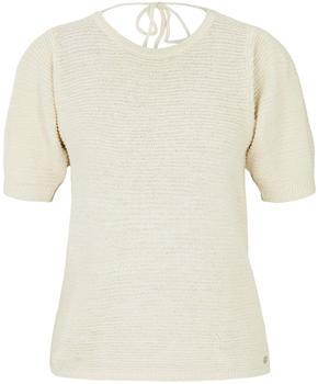 Tom Tailor Denim Damen-pullover (1025619) soft creme beige