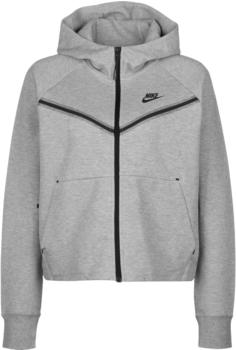 Nike Sportswear Tech Fleece Windrunner Women dark grey heather/black