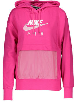 Nike Hoodie Nike Air (CZ8620) fireberry/white