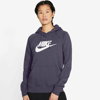 Nike Essential Women Sweatshirt (BV4126) dark raisin/white