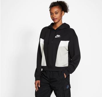 Nike Heritage Hoodie (CZ8604) black/grey heather/white/white