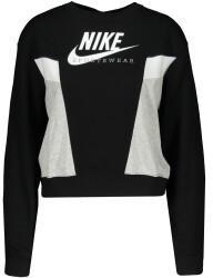 Nike Sportswear Heritage Crew Women (CZ8598) black/grey heather/white/white