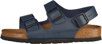 Birkenstock Milano Birko-Flor blue