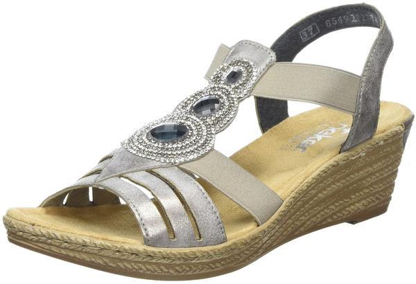 Rieker Sandals (62459-40) grey