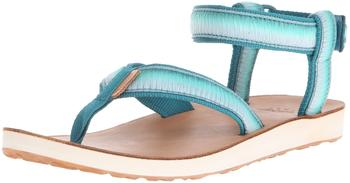 Teva Original Sandal Ombre Women deep teal