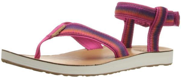 Teva Original Sandal Ombre Women raspberry