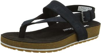 Timberland Malibu Waves Thong Sandal black