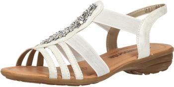 Remonte Dorndorf Sandals (R3660) white/silver