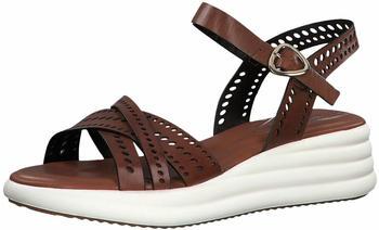 Tamaris Sporty Sandals (1-1-28056-34) brandy