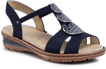 Ara Ladies Sandals (12-27242) dark blue