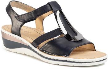 Ara Ladies Sandals (12-16386) dark blue