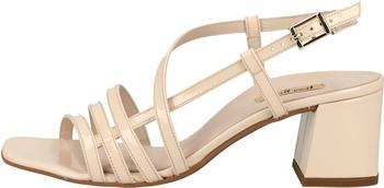 Paul Green Sandals beige/green (7590-036)