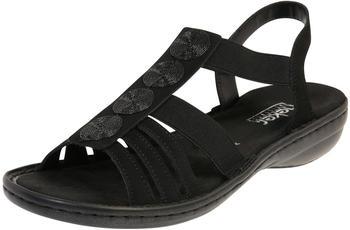 Rieker Sandals (60870) black